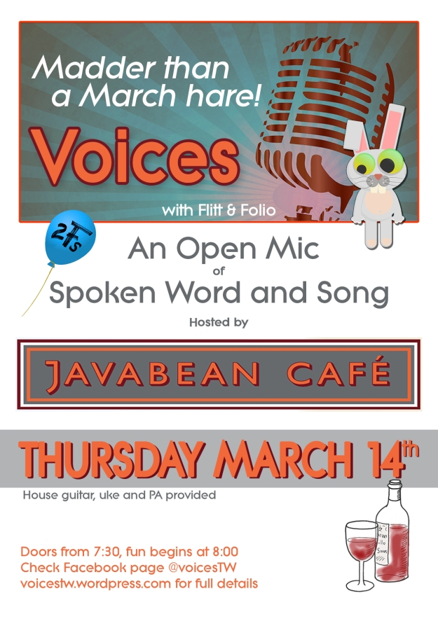 voices march 2019