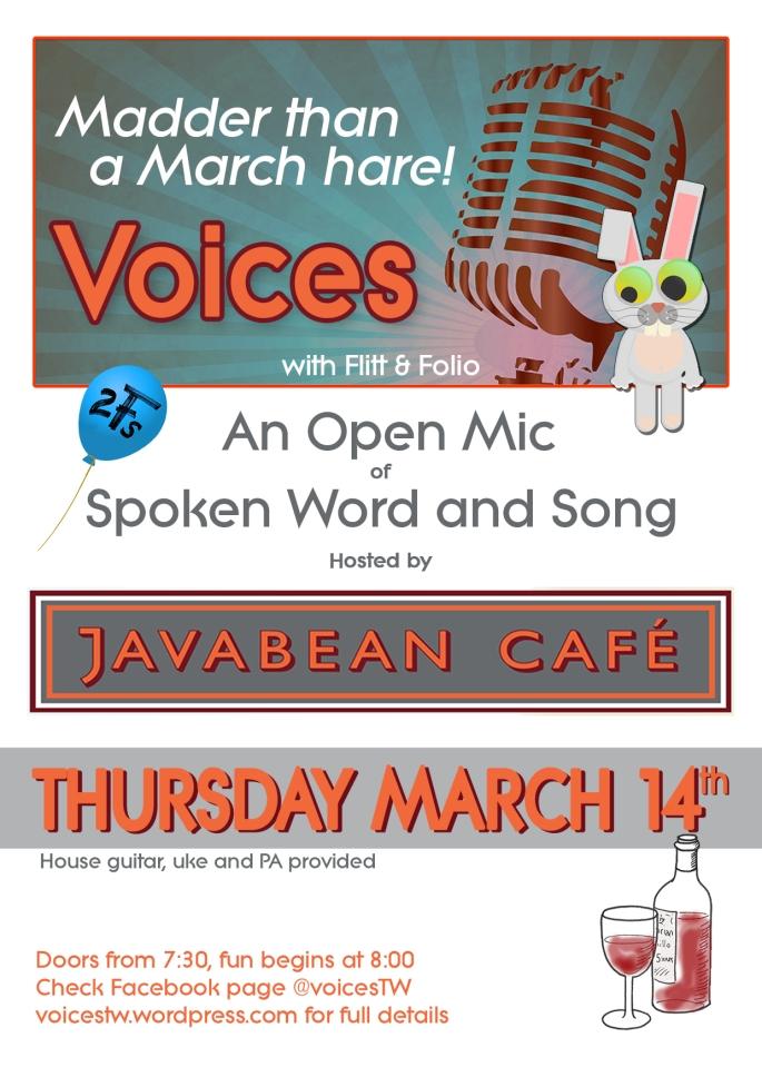 voices march 2019