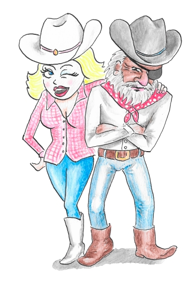 dolly and willy